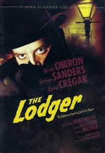lodger dvd