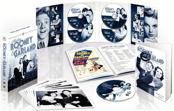 mickey and judy dvd set