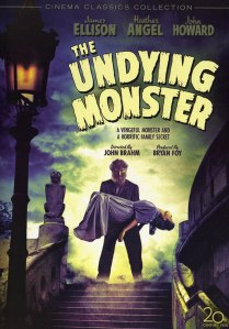 undying_monster dvd