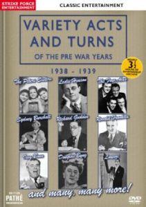 prewar years