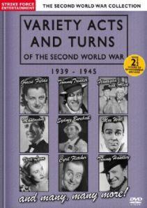 second world war years