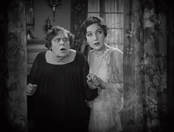 Marie Dressler + Jane Winton - The Patsy (1928)