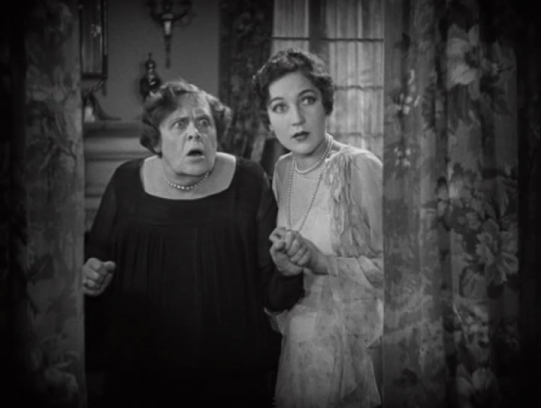 Marie Dressler + Jane Winton - The Patsy (1928)